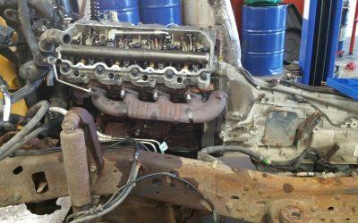 6.0 Head Gasket Repair